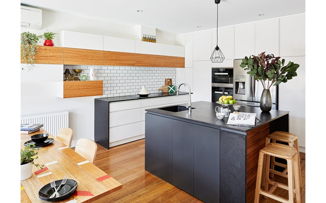 Brunswick East kitchen overview