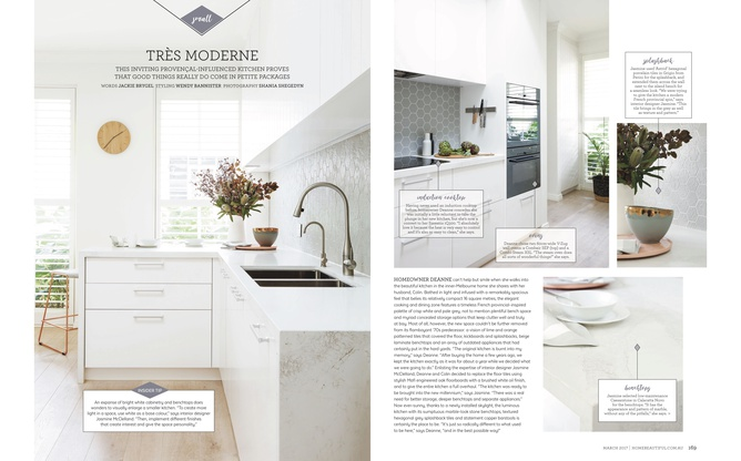 Hawthorn kitchen pages 168 and 169