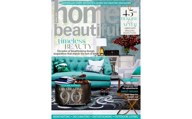 Home Beautiful November 2015 cover