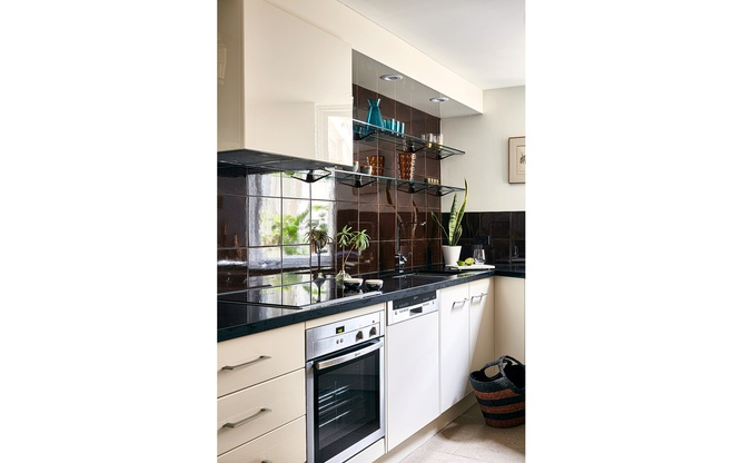 Toorak kitchen detail